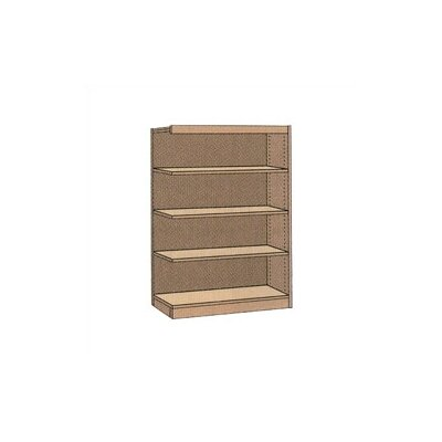 "Virco Single-faced Library Shelving Addition (60"" x 37"")"