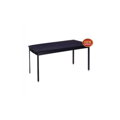 "Virco Chemical-Resistant Epoxy Resin Top Science Table (30"" x 60"") with Steel Frame"
