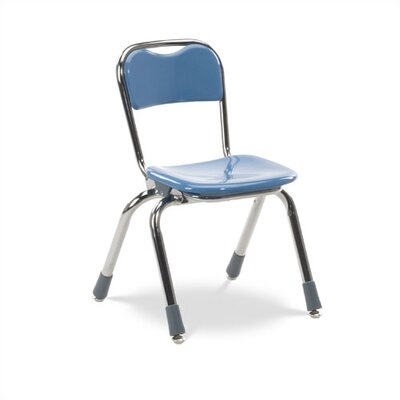 "Virco Telos Series 16"" Plastic Classroom Stacking Chair"