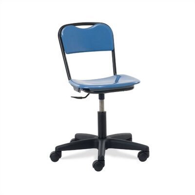 Virco Telos Series Low-Back Task Chair