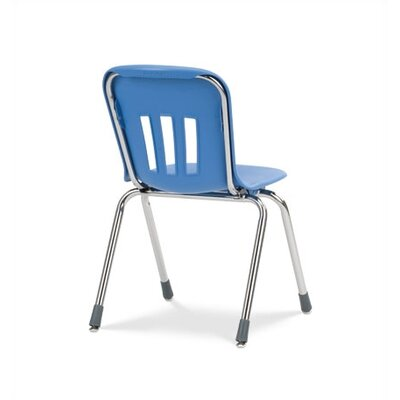 "Virco Metaphor Series 12.5"" Polypropylene Classroom Stack Chair"