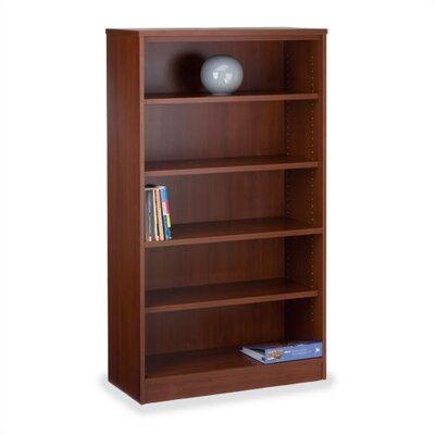 "Virco 66"" H Five-Shelf Bookcase"