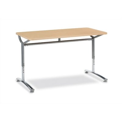 Virco Customizable 20&quot; and 24&quot; Text Series Table