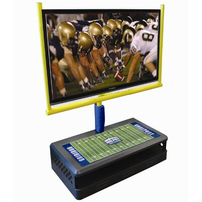 "Sporty TV Stands 60"" Gridiron Goal Post TV Stand"