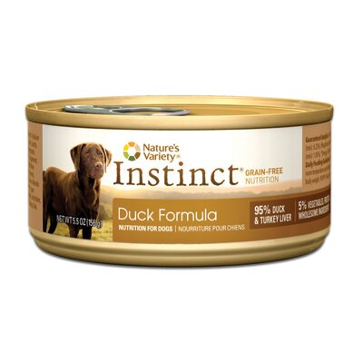 Instinct Grain-Free Duck Canned Dog Food