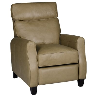 Opulence Home Venice Leather Home Theater Recliner
