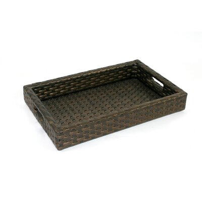 Patio Heaven Classic Rectangular Serving Tray
