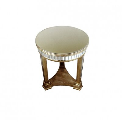 Bethel International Bridget End Table