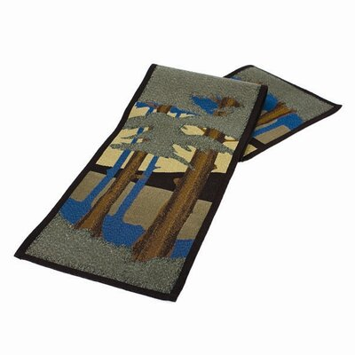 Motawi Landscape Table Runner