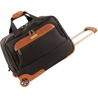 "Tommy Bahama Luggage Retreat II 19"" 2 Wheeled Duffel"