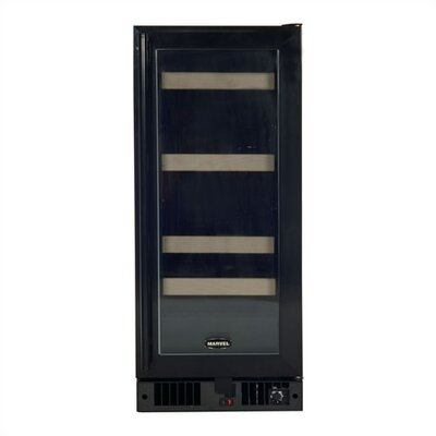 Luxury 5 Bottle / 60 Can Two-Zone Beverage and Wine Refrigerator