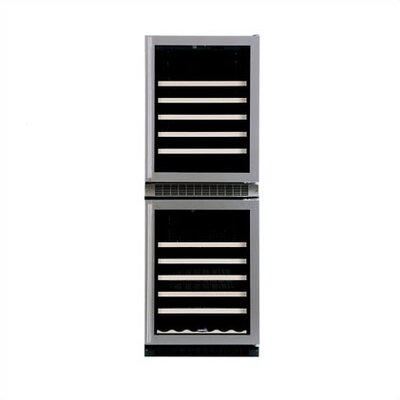 Dual Zone 90-Bottle Wine Refrigerator
