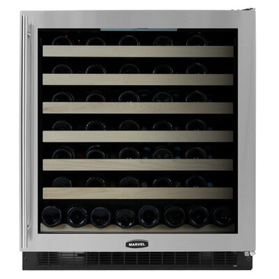Marvel Appliances 68 Bottle Wine Cooler