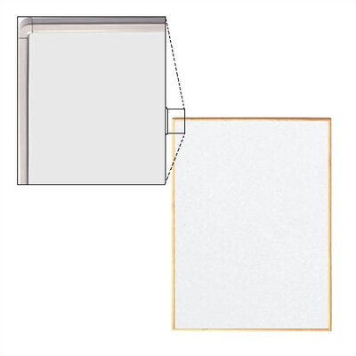Peter Pepper Tactics® Small-Medium Writing Surface with Radius Frame