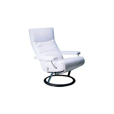 Lafer Jessye Leather Ergonomic Recliner