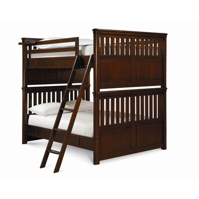 SmartStuff Furniture RoughHouse Full over Full Bunk Bed with Ladder