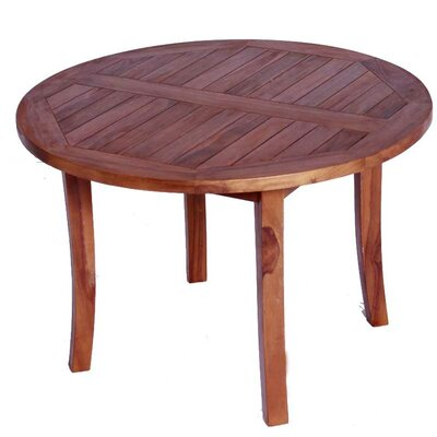 JazTy Classic Kids Teak Table