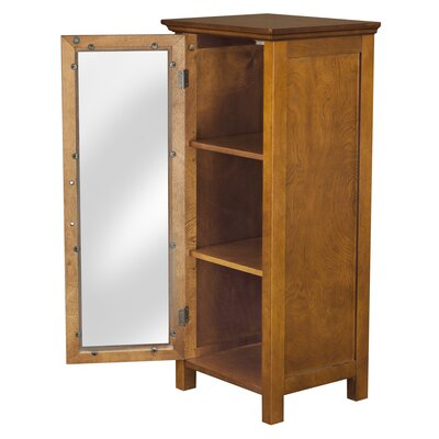 Elegant Home Fashions Avery Floor Cabinet with 1 Door