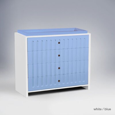 ducduc Alex 4 Drawer Changer