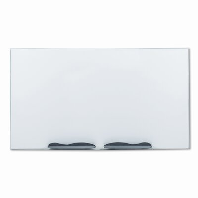 Balt Ultra-Trim Magnetic Board, Dry  Erase Porcelain-on Steel, 72 x 48, White/Silver