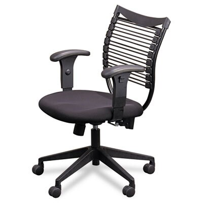 Balt Seatflex Series Mid-Back Managerial Chair with Arms