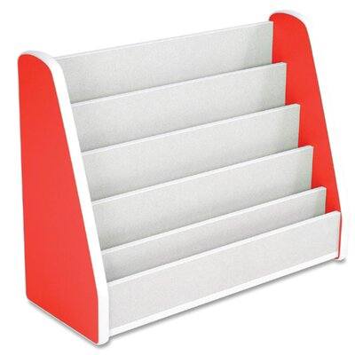 "Balt Kids Book Stand, 37""x14""x29"", Red"