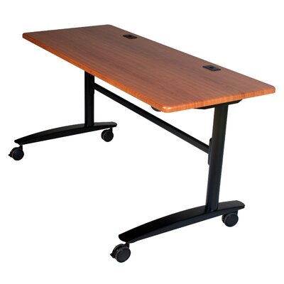 "Balt Cherry Lumina 60"" Flip Top Table"