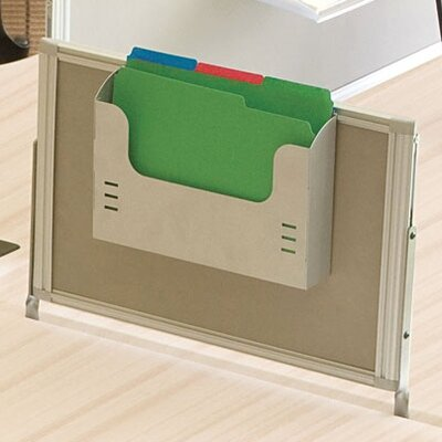 "Balt IFlex Series 1.5"" H x 15"" W Desk Privacy Panel"