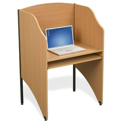Balt Deluxe Laminate Floor Carrel