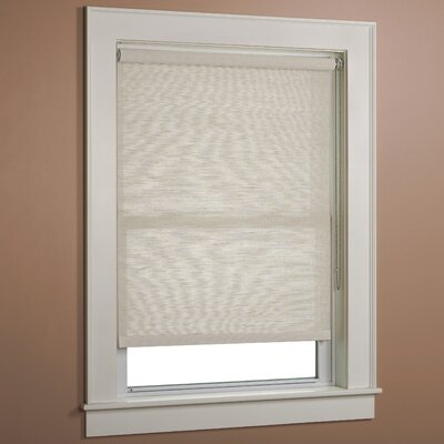 Green Mountain Vista Textured Jute Roller Shade