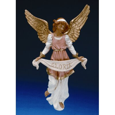 "Fontanini 18"" Scale Gloria Angel Figurine"
