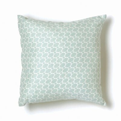 Twinkle Living Lego Pillow in Seafoam