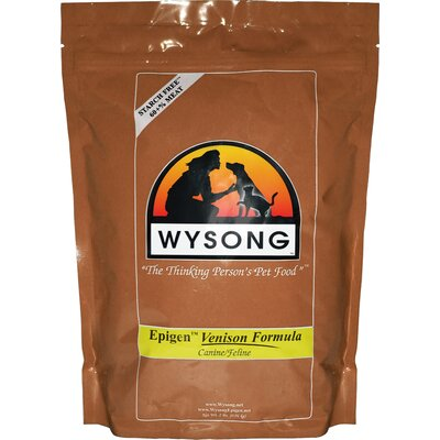 Wysong Epigen™ Venison Diet Dry Dog / Cat Food (16-lb bag)