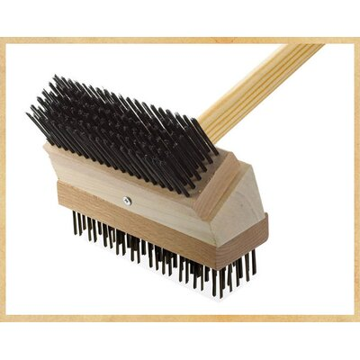 Texas Brush Grill Brush