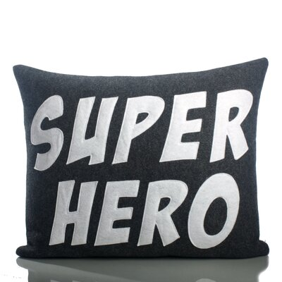 "Alexandra Ferguson ""Super Hero"" Pillow"