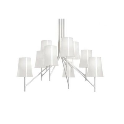 Foscarini Birdie 9 Light Chandelier