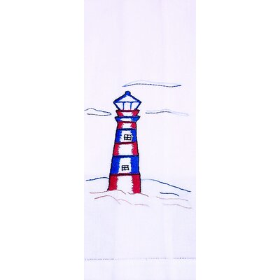 The Designs of Distinction Lighthouse Hand Towel