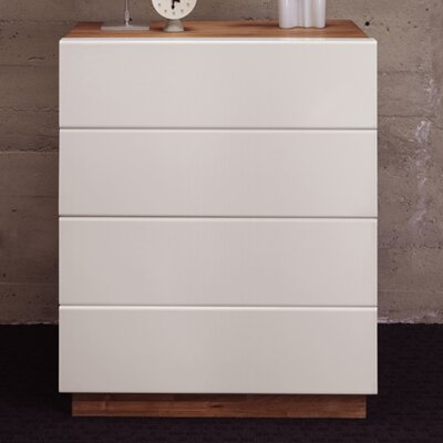 Mash Studios LAX Series HB 4 Drawer Chest