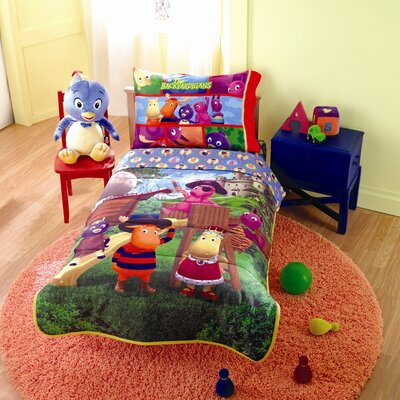 Interior Consumer Products Nickelodeon Backyardigans Toddler Bedding Set
