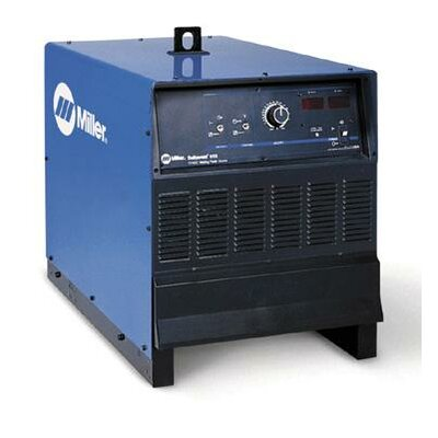 Miller Electric Mfg Co 652 MIG Welder, 230/460/575 Volt, 3 Phase, 60 Hertz