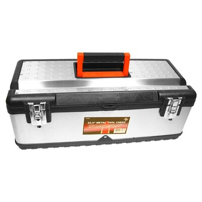 Trademark Global Tough Stainless Steel Tool Chest