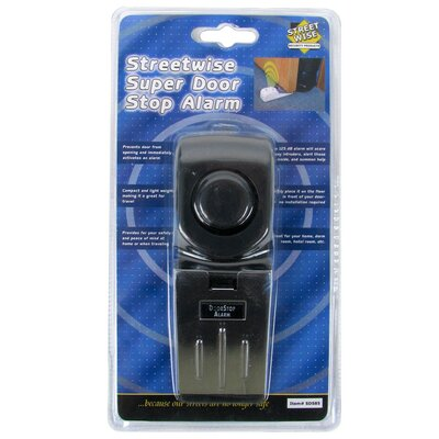Trademark Global Super Door Stop Alarm - As Seen on TV