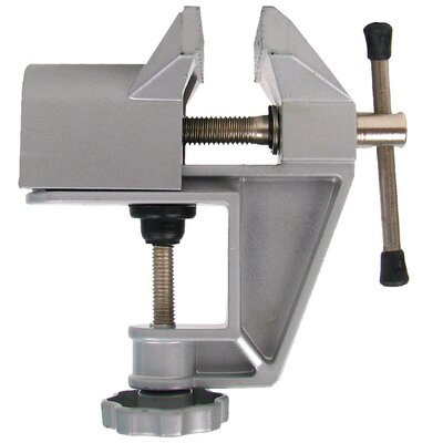 Trademark Global Professional Quality Aluminum Table Vice