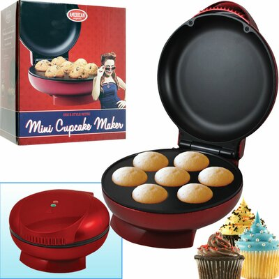 American Originals Mini Cupcake Maker