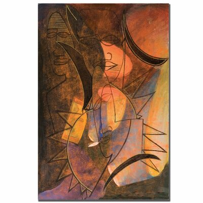 "Trademark Global My Soul is Alive by Garner Lewis, Canvas Art - 24"" x 16"""