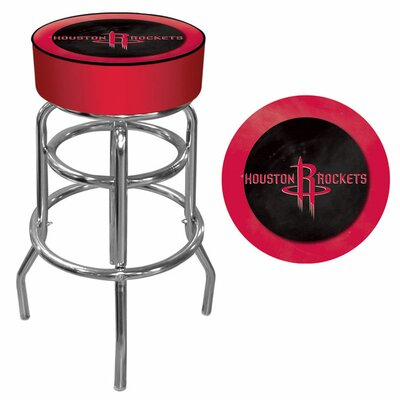 Trademark Global NBA Padded Swivel Bar Stool