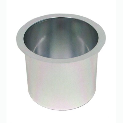 Trademark Global Jumbo Aluminum Poker Table Cup Hold'em (Set of 10)