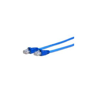 "Comprehensive 120"" Plenum Cat5e 350 Mhz RJ - 45 Plug to Plug Cable"