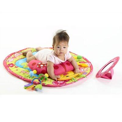 Tummy Time Fun Ladybug Activity Mat