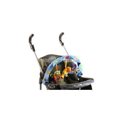 Tiny Love Musical Hippo Arch Car Seat Toy